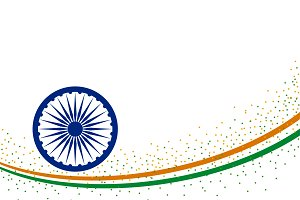 Vector India independence day