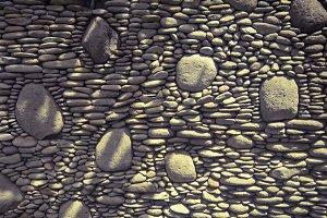 Sunlit Pebble Texture