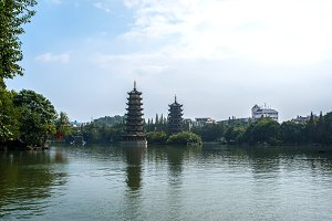 Guilin River