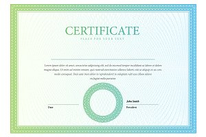 Certificate110