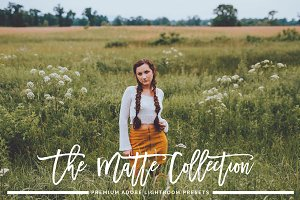 Ultimate Matte Preset Collection