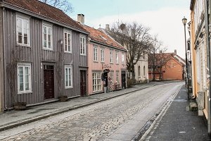 Street in Bakklandet
