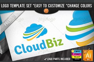 IT Business Cloud Service Logo
