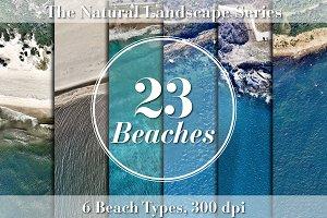 23 Beaches