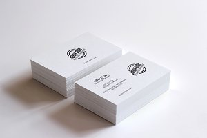 Simple business Card V3