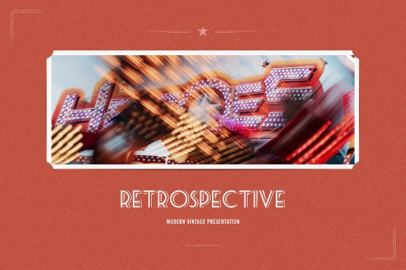 Retrospective Keynote Template