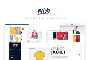 Leo Envy Prestashop Theme