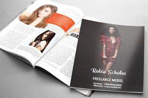 Indesign Multipurpose Magazine Vol2