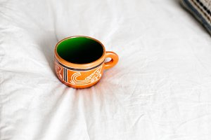 Southwestern Style Coffee Cup-