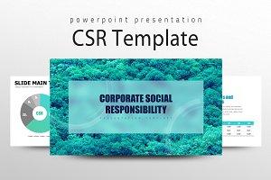 CSR PPT Template