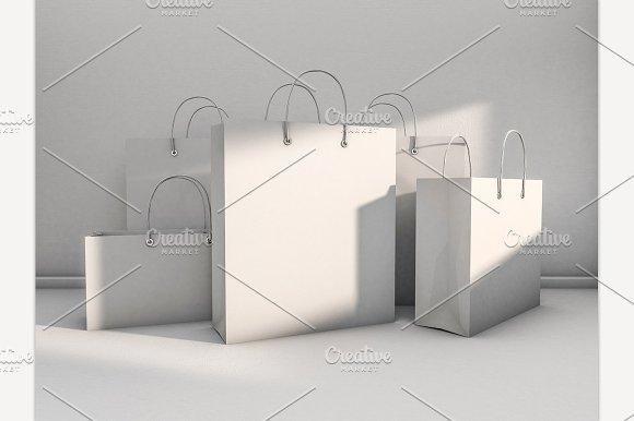 Empty Shopping Bag