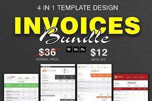 Invoice 4 in 1