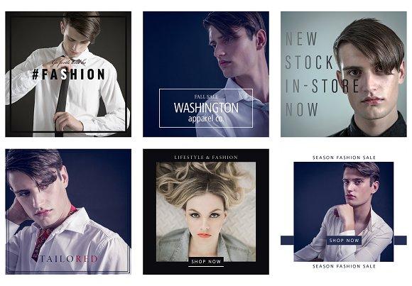 Fashion Style Social Media Post