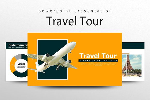 Travel ppt template presentation templates creative market travel ppt template presentations toneelgroepblik Gallery