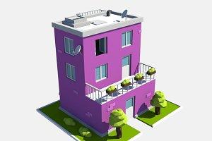 build purple