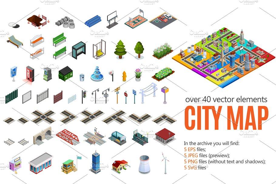 City Map Isometric Elements Set Map Elements on map making, map breakdown, typographic elements, map of baltimore and surrounding cities, map icons, map numbers, map symbols, map essentials, map people, map skills, map of maryland, body elements, map data, map scale, map tools, programming elements, user interface elements, miscellaneous elements, cartographic design, task elements, map key, map vintage, software elements, reference elements, map of speech, map pieces, map of arizona high schools, map of montana indian reservations, topic elements,