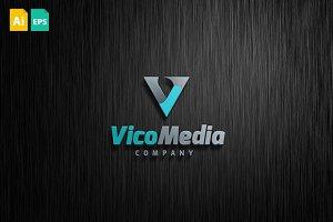 VicoMedia Logo