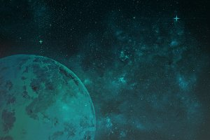 Space Backgrounds Vol.2