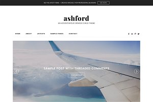 Ashford / Genesis Child Theme