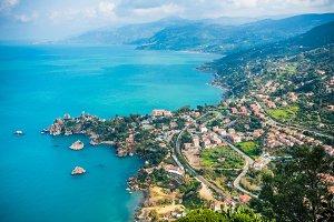 Sicily seashore