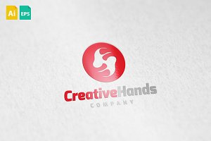 CreativeHands Logo