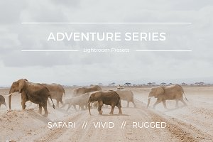 Adventure Series LR Preset Bundle