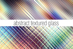 30 textured glass backgrounds.