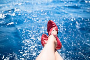 Sea summer vacation