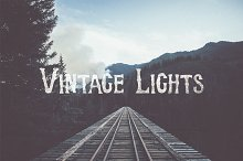 """Vintage Lights"" Gradients by  in Gradients"