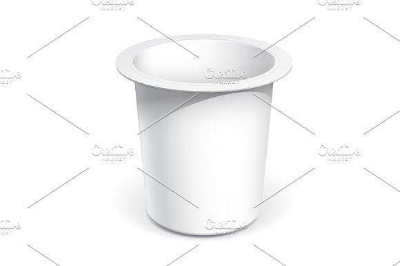 Container For Yogurt Jam Etc