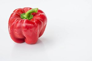 Pepper red red vegetables