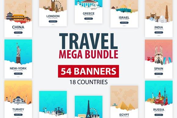 Travel Mega Bundle