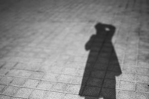 Shadow photographer