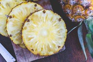 pineapple fruit healthy fruit diet