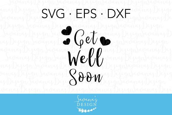 Get Well Soon Vector Files