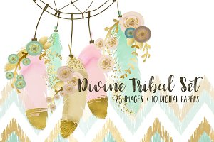 20% Off!! Divine Tribal Set