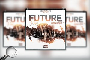 Future Music 2.0 | Cover Template