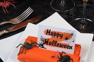 Napkin Halloween