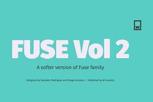 Fuse Vol.2 85%OFF