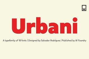 Urbani 85% OFF
