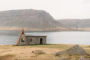 Abandoned Hut in Iceland