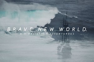 Brave New World | Font