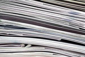 Stack of Paperwork - Tax season