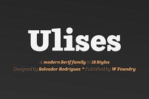 Ulises 85% OFF