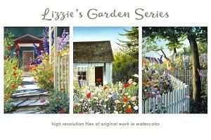 Lizzie's Garden Series