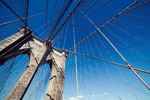 Brooklyn Bridge: Tower Arches