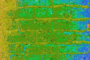 Colorful Grunge Abstract Texture