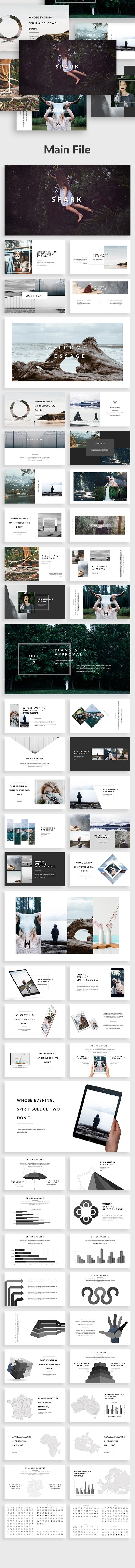 Spark 01 Powerpoint Template