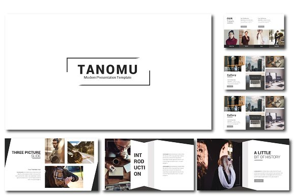 TANAMO Presentation