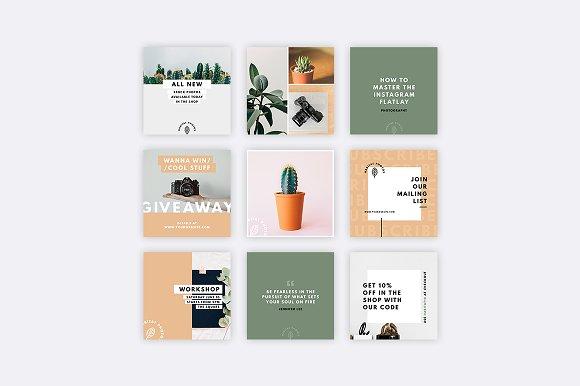 Habitat Social Media Pack